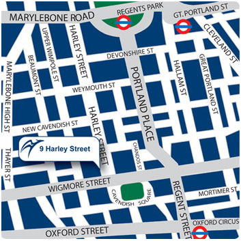 9-harley-street-map